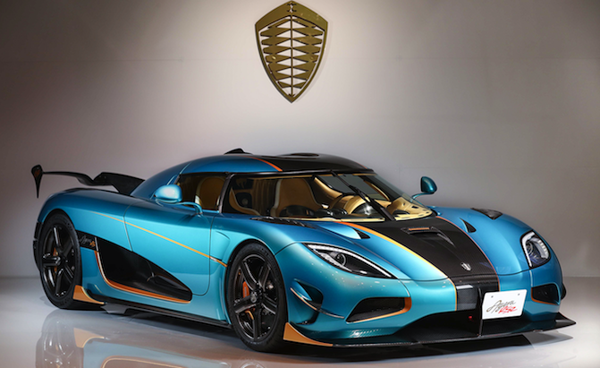 Honda Parts Cheap >> Koenigsegg Agera RSR is a Japan-Only Limited Edition » AutoGuide.com News