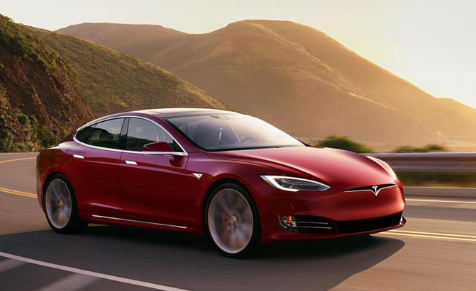 Crazy Hypercars The Tesla Model S Is Quicker Than