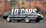10 Cars with Different Names in Different Countries