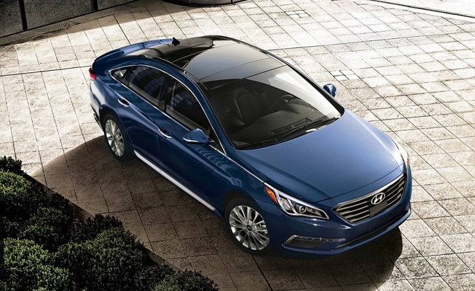 Hyundai Sonata Recalled For Sunroof Issue 187 Autoguide Com News
