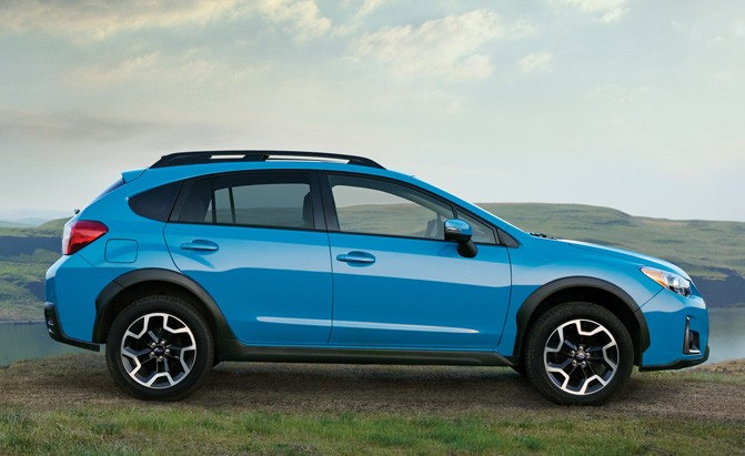 The Subaru Crosstrek Hybrid Has Been Discontinued For 2017 Model Year