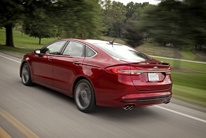 2017 Ford Fusion Sport Review Autoguide Com