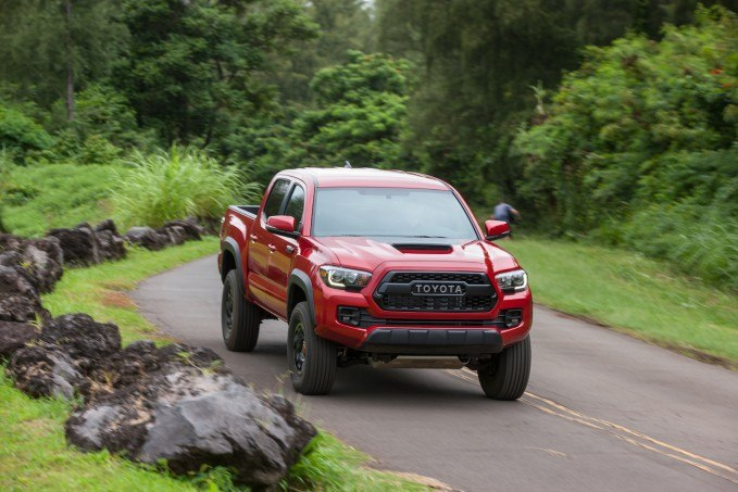 2017 toyota tacoma trd pro review news. Black Bedroom Furniture Sets. Home Design Ideas
