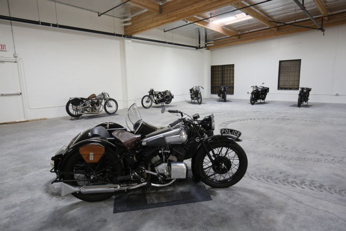 I had a rare visit inside jay leno 39 s garage here 39 s what it was like news - Garage moto bmw belgique ...