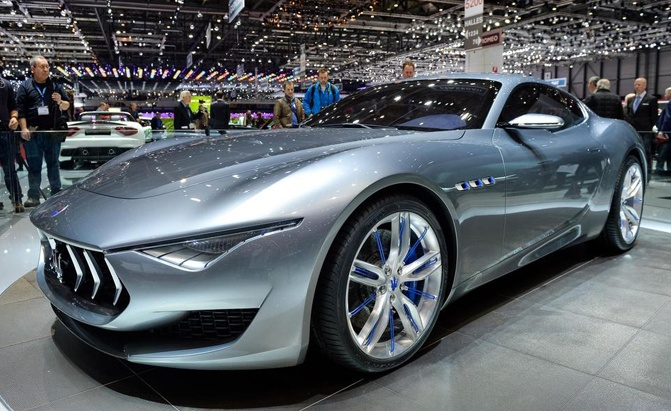 An All-Electric Maserati Sports Car is Coming » AutoGuide.com News