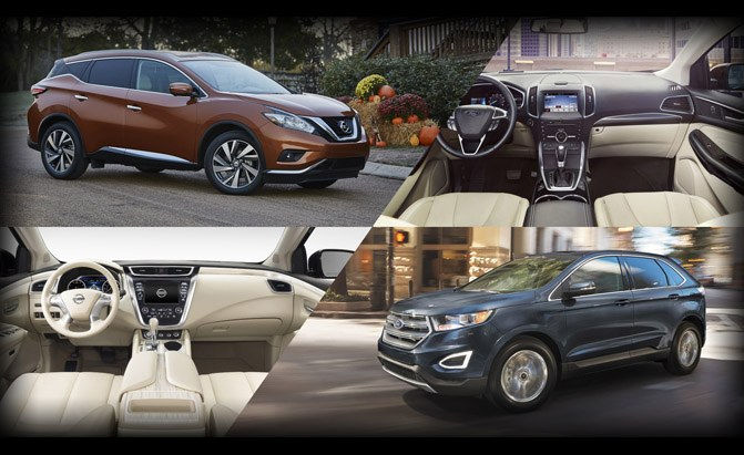 Ford Edge or Nissan Murano