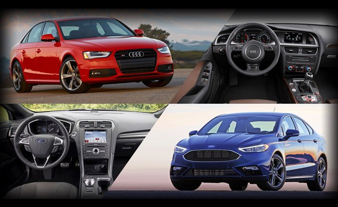Ford Fusion Sport or Audi S4