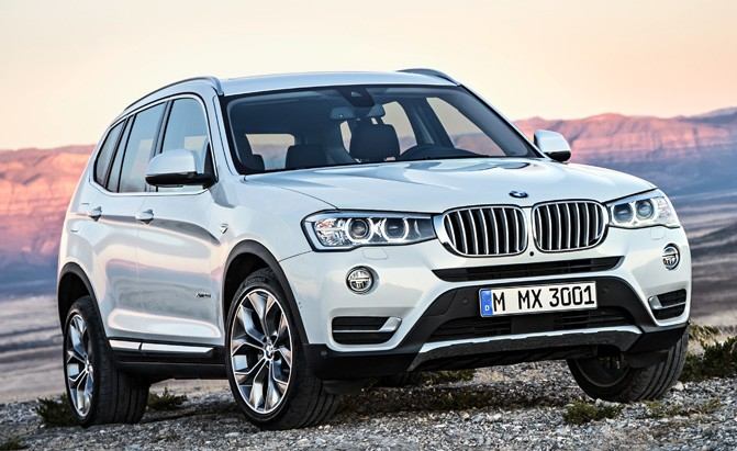All Electric Bmw X3 Mini Models Coming By 2020 Autoguide Com News