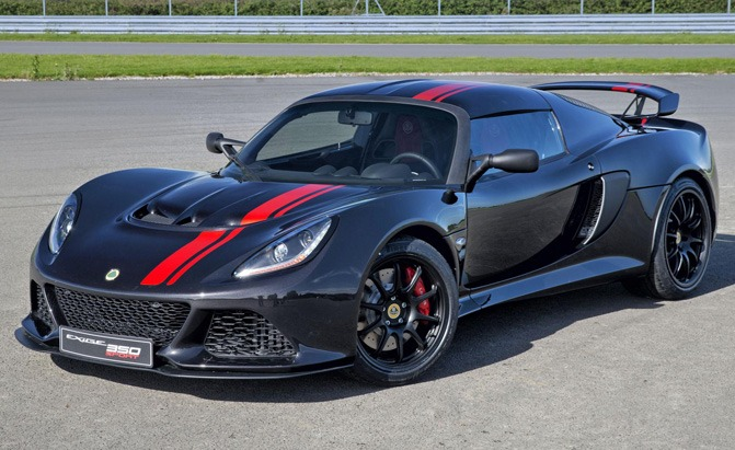 lotus continues 50 year celebration with exige 350 special edition news. Black Bedroom Furniture Sets. Home Design Ideas