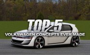 Top 5 Coolest Volkswagen Concepts Ever Created