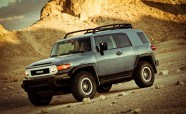 New Toyota 'FT-4X' Trademark Hints at Possible FJ Cruiser Successor