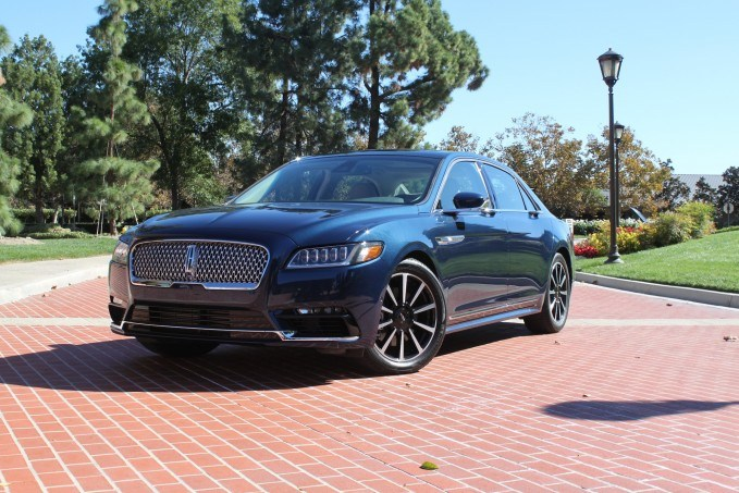 2017 lincoln continental review news. Black Bedroom Furniture Sets. Home Design Ideas