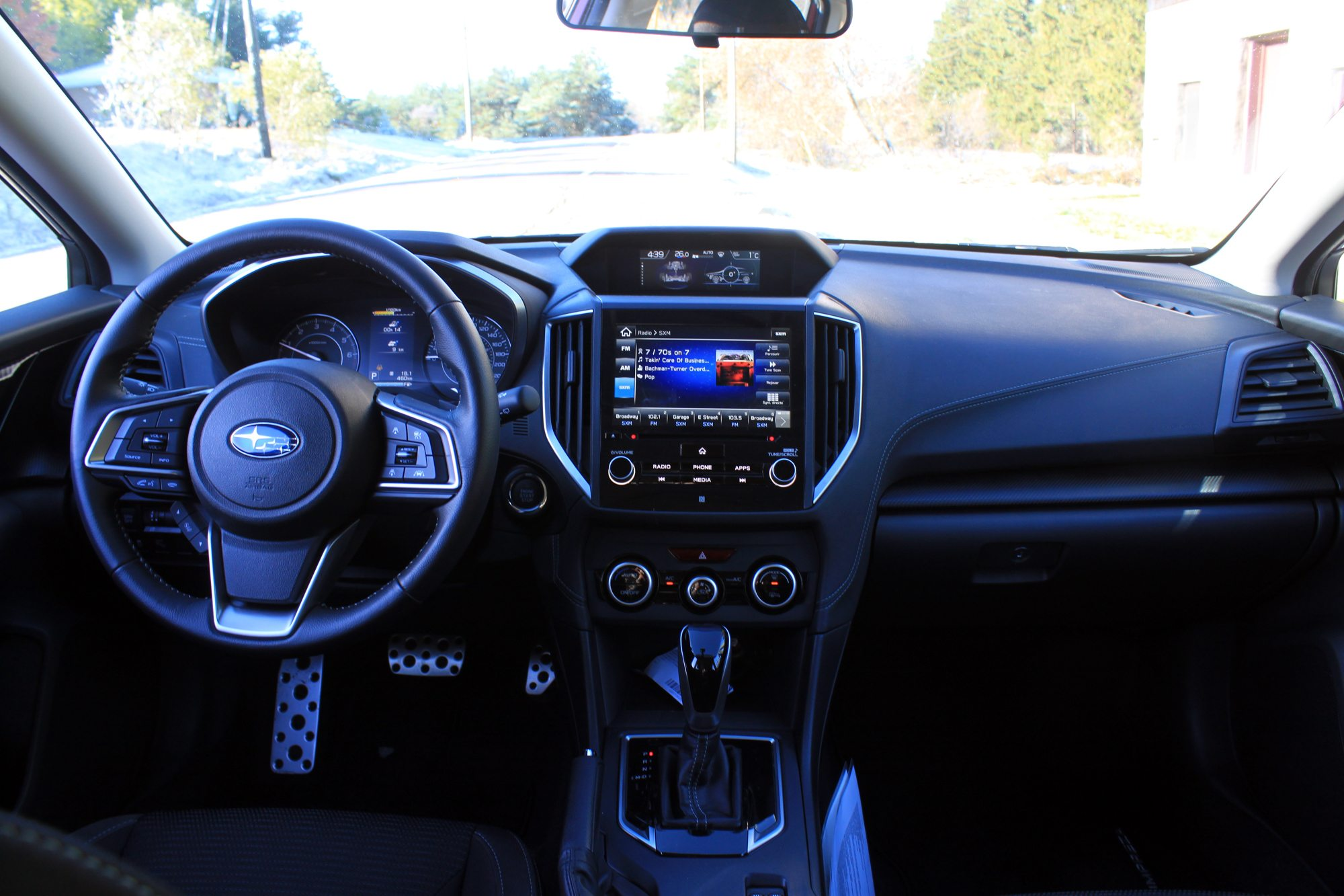 5 Things You Need To Know About The 2017 Subaru Impreza Autoguide