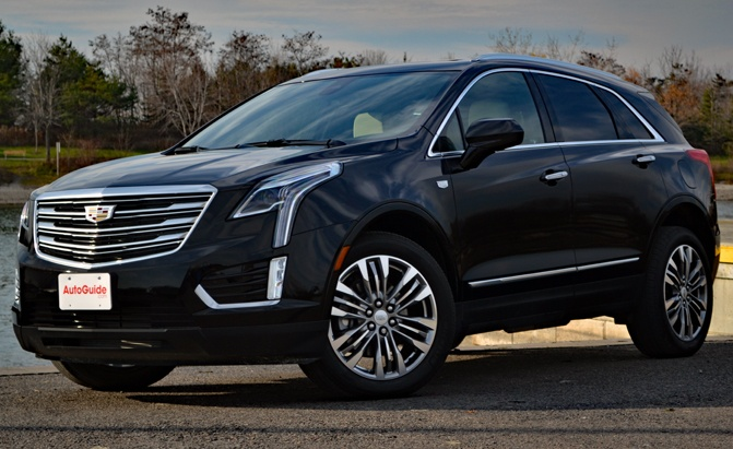 Best Awd Sports Cars >> 2017 Cadillac XT5 Premium Luxury Review - AutoGuide.com News