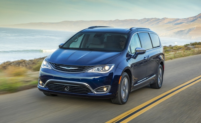 2017 chrysler pacifica hybrid fuel economy range ratings. Black Bedroom Furniture Sets. Home Design Ideas