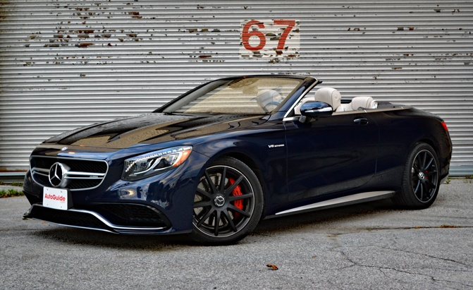 2017 mercedes amg s63 cabriolet review