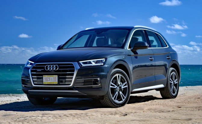 2018 Audi Q5 Manages Best In Class Combined Mpg Autoguide Com News