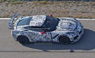 Spied: New Corvette ZR1 in its Glorious Production Skin