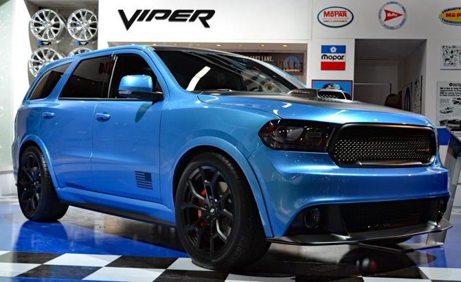 Top 5 Coolest Cars from the 2016 SEMA Show » AutoGuide.com News