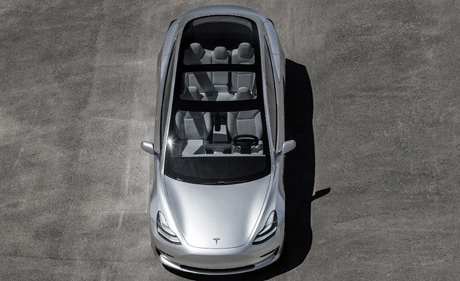 Tesla Model 3 Will Feature New Glass Technology From Solar