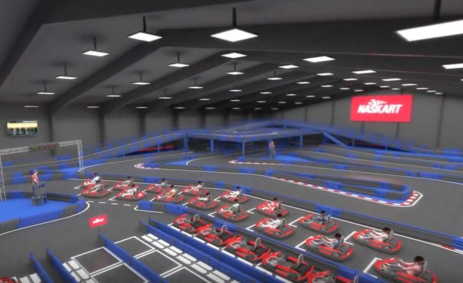 World's Largest Indoor Go-Kart Track is a Dream Come True » AutoGuide.com News