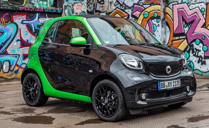Micro Car Smart Fortwo Coupe