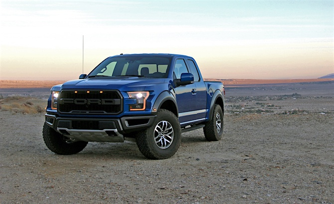 2017 Ford F-150 Raptor Review - AutoGuide.com