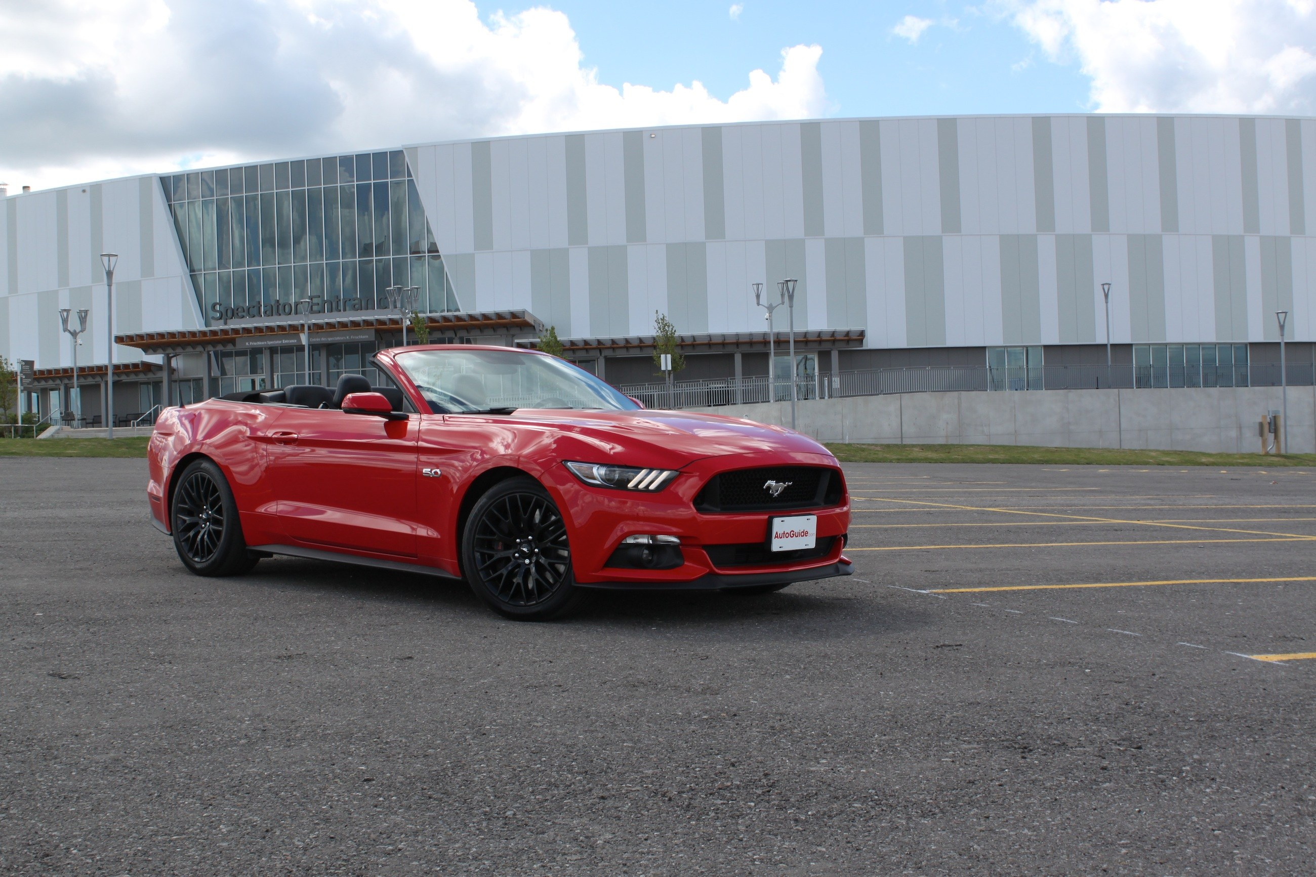 2017 ford mustang gt convertible review - autoguide news