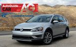2017 Volkswagen Golf Alltrack: AutoGuide.com Car of the Year Contender