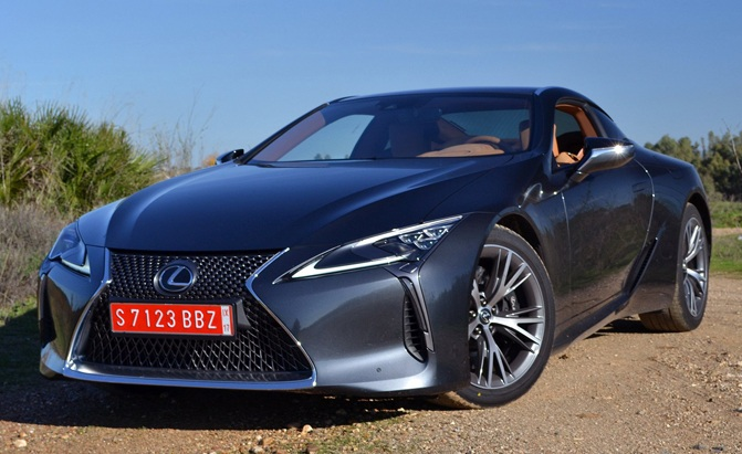 lexus lc convertible production  autoguidecom news