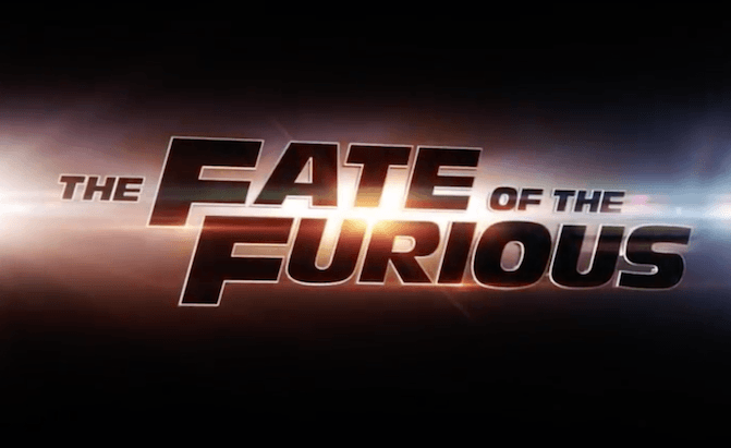 fast and furious 8 name released trailer teased. Black Bedroom Furniture Sets. Home Design Ideas