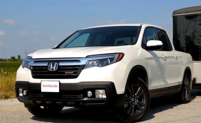 2017 honda ridgeline towing review. Black Bedroom Furniture Sets. Home Design Ideas