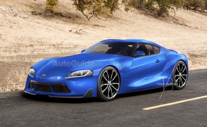 This is What the New Toyota Supra Could Look Like » AutoGuide.com News