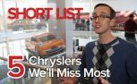 The Short List: Top 5 Coolest Cars in the Walter P. Chrysler Museum
