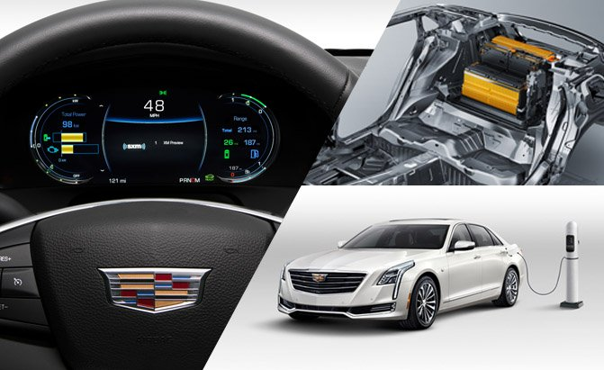 5 Things To Know About The 2017 Cadillac Ct6 Plug In Hybrid