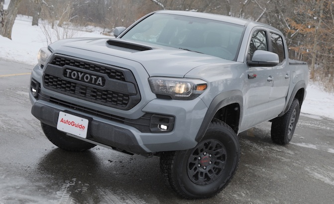 2017 Toyota Tacoma Running Boards >> Feature Focus: How to Use Clutch Start Cancel in the ...