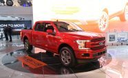 2018 Ford F-150 Debuts with New Diesel Engine and More Tech
