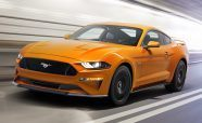 Refreshed 2018 Ford Mustang Gets Big Updates, Drops V6
