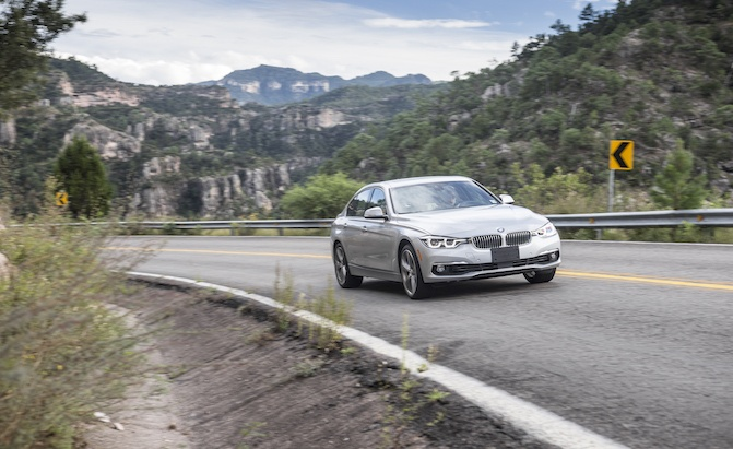 2017 BMW Diesel Models Finally Going into Production  AutoGuide