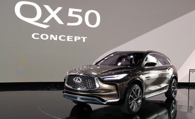 Infiniti QX50 Concept: 5 Things You Need to Know