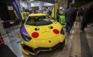 Gallery: The Best Weird and Wonderful Customs from the 2017 Tokyo Auto Salon