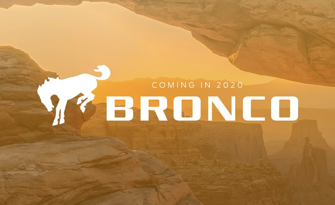 Bronco Trademarks Hint at Upcoming Special Editions