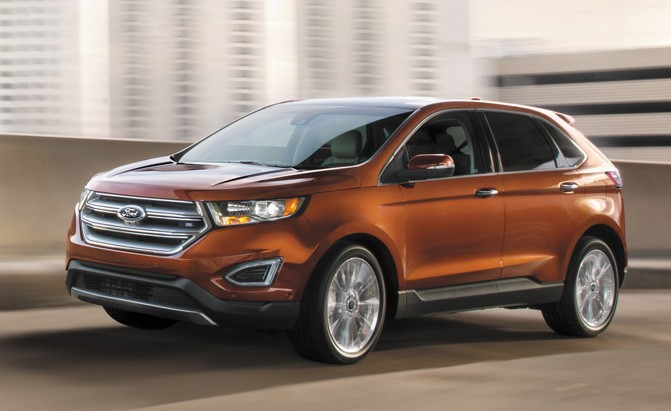 Built at the companyu0027s Canadian factory in Oakville Ont. the Ford Edge was the 32nd best-selling car ... : ford cars in canada - markmcfarlin.com