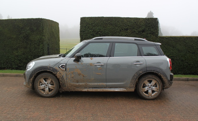 And The Great Outdoors Seems To Be Countryman S True Calling As We Got Play With All Wheel Drive Models In Mud Trying Upset Confuse