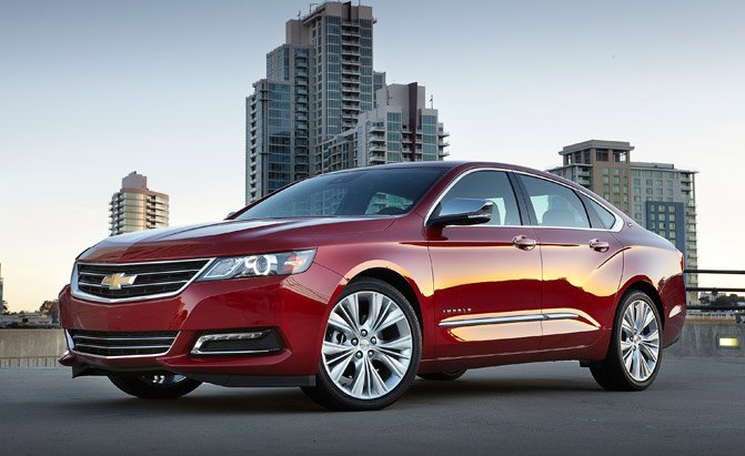 Which Gm Sedans Are On The Chopping Block After Plant Closures