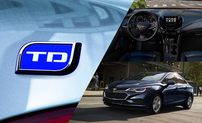 How The 2017 Chevrolet Cruze Sel Gets 52 Mpg