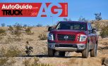 2017 Nissan Titan: AutoGuide.com Truck of the Year Contender