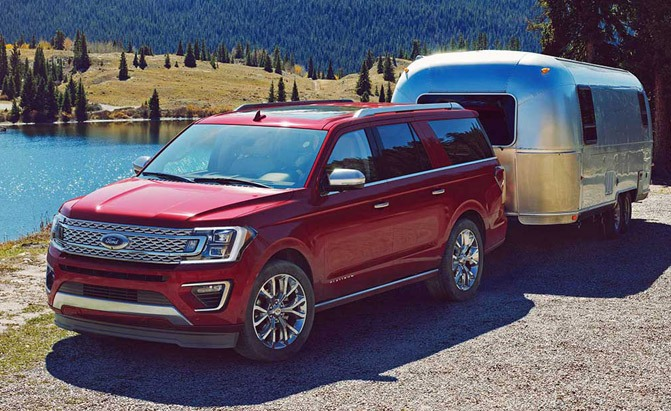 2018 ford expedition offers pro trailer backup assist tows 9 300 lbs news. Black Bedroom Furniture Sets. Home Design Ideas