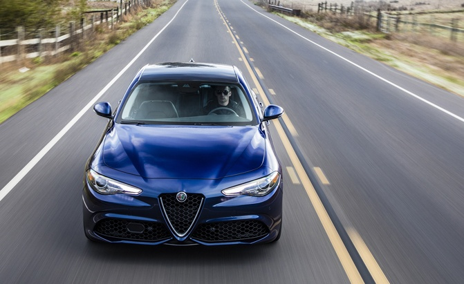 alfa romeo giulia coupe rumored to debut soon news. Black Bedroom Furniture Sets. Home Design Ideas
