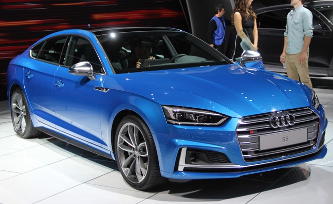 2018 audi s5 sportback pricing and acceleration times revealed news. Black Bedroom Furniture Sets. Home Design Ideas